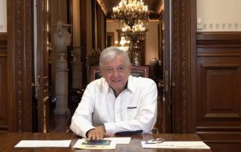 AMLO acusa campaña contra López-Gatell e infodemia