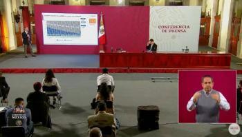 Supera México 300 mil casos de Covid y llega a 35 mil 491 muertes