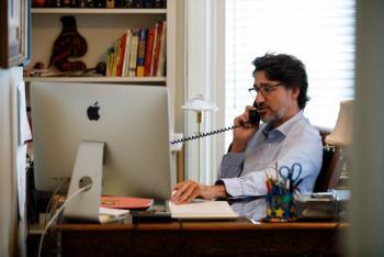 Trudeau se disculpa por caso de conflicto de interés