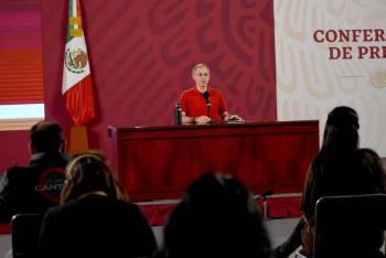 México supera las 35 mil muertes por coronavirus