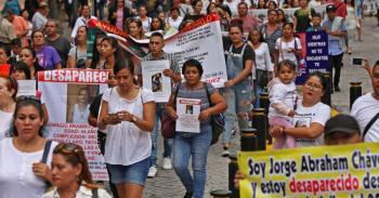 Registro de personas desaparecidas aumenta