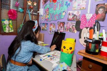 "SEP presenta programa de ""Aprende en Casa"""