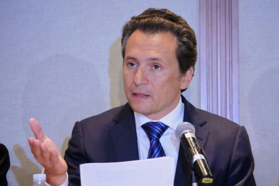 Despega aeronave que trasladará a Emilio Lozoya de Madrid a México