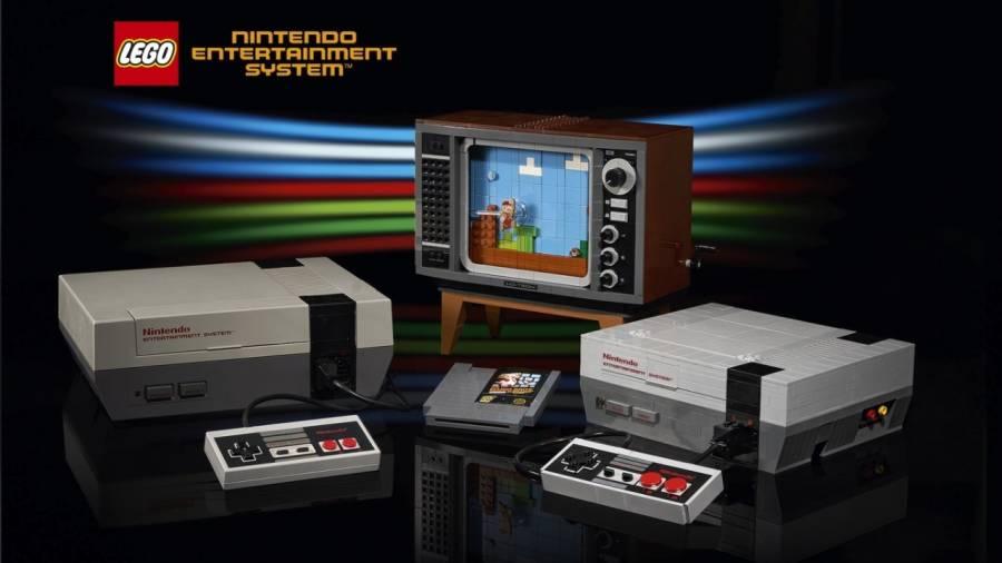 Video: LEGO lanza set basado en la NES de Nintendo