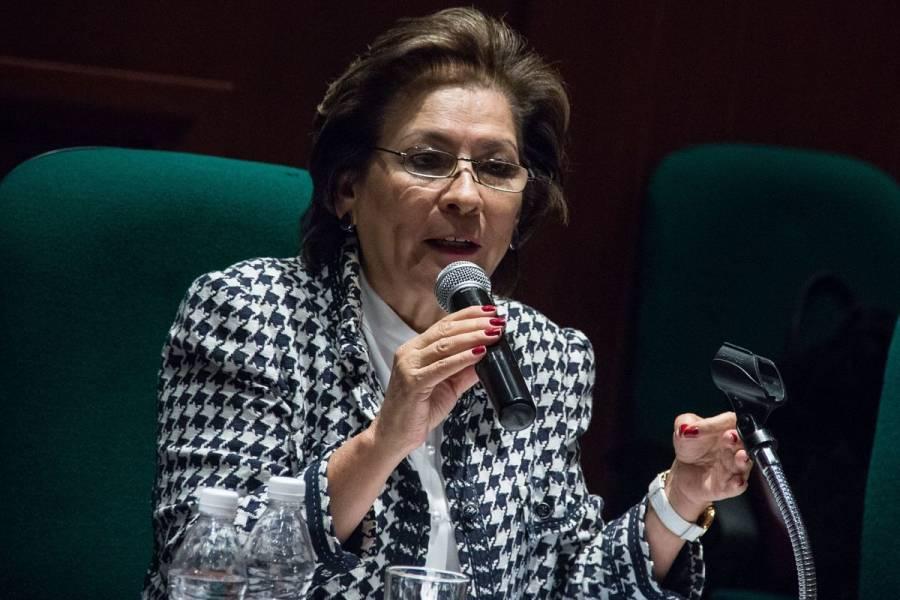 """""""Mano dura, necesaria contra criminales"""", señala Isabel Miranda sobre Zerón"""