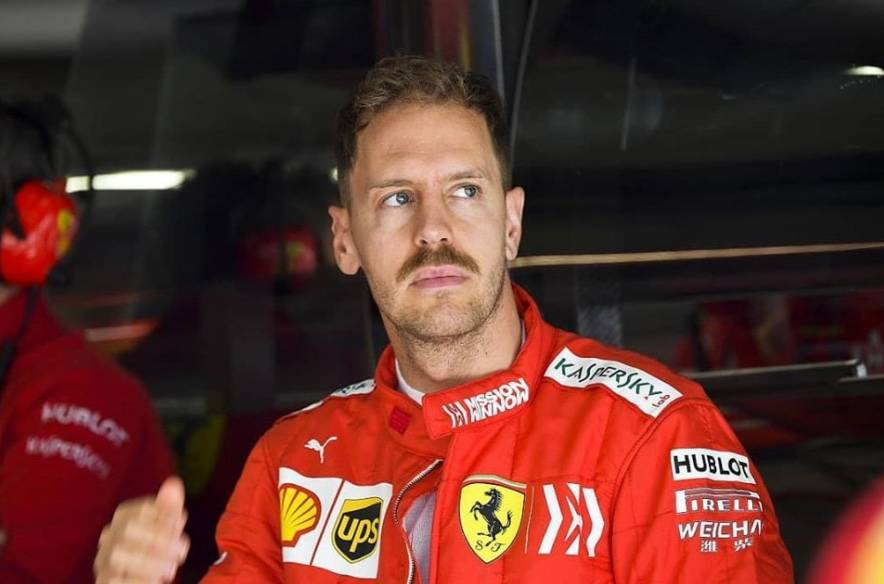 "Vettel remplazaría a ""Checo"" Pérez en Racing Point"
