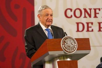 AMLO desconoce si Cabal Peniche participa en licitación de cajeros de Banco Popular