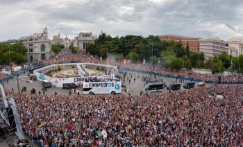 Real Madrid pide a su afición no acudir a Cibeles si ganan LaLiga