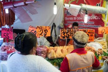 Pequeños comerciantes alertan sobre carestía