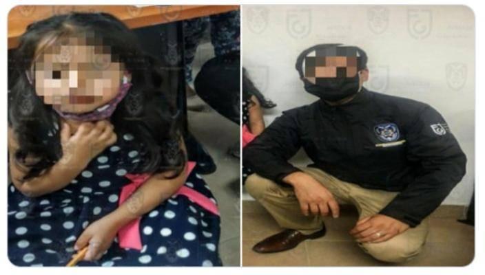 Realizan cateo en Iztapalapa, rescatan a menor secuestrada