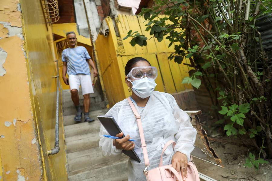 Se multiplican casos de Covid-19 en Venezuela