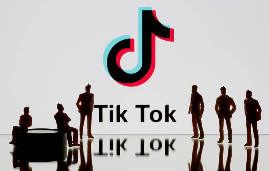 Usuarios de TikTok en EU se preparan para la vida sin la aplicación