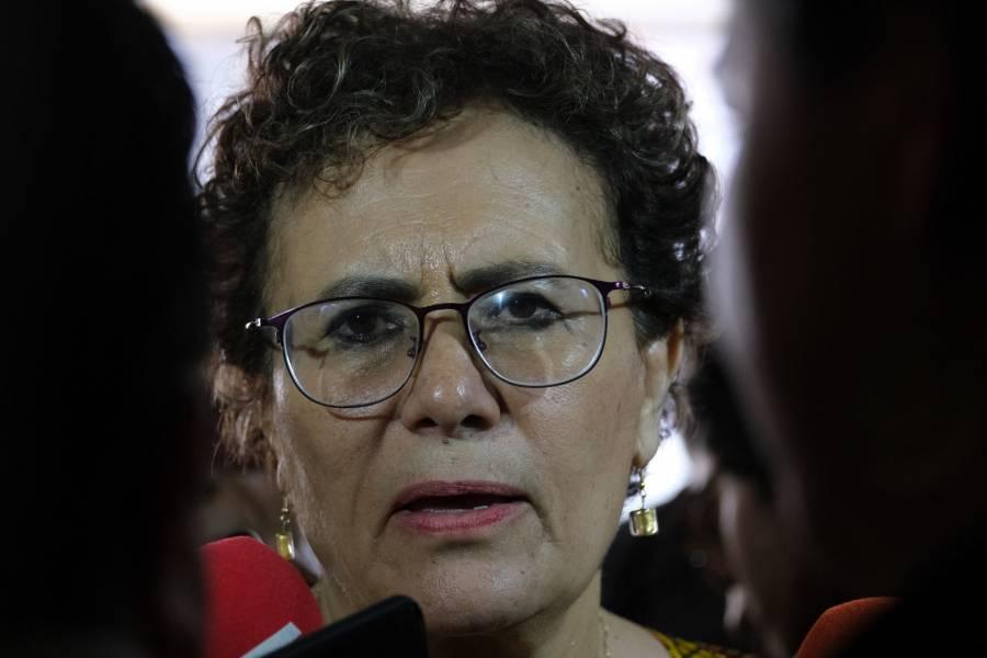 Desechan queja contra Bertha Luján por reincorporarse como presidenta del Consejo de Morena