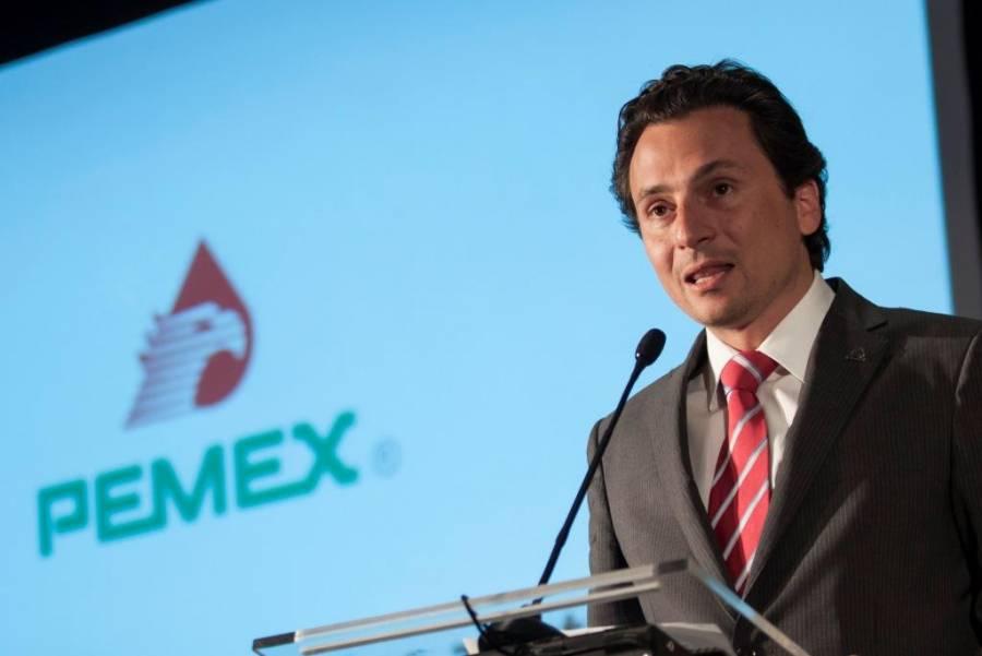 Emilio Lozoya en espera de su extradición a México