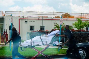 Florida reporta más de 10 mil nuevos casos de Covid-19