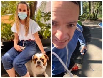 Identifican a agresor de golpeo a una mujer que realizaba ejercicio en Parque Hundido