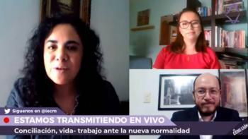 Comparte IECM charlas de En Conexión, con comunidad de Radio Educación