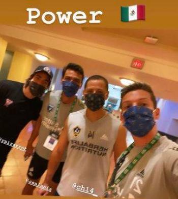 Ex Chivas de la MLS conviven en Orlando