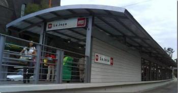 Anuncian cierre de 4 estaciones del MB por retiro de puente peatonal