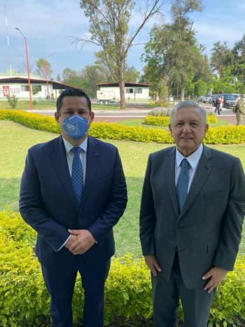 ANUNCIAN GOBIERNOS ESTATAL Y FEDERAL MAYOR COORDINACIÓN EN SEGURIDAD PARA GUANAJUATO