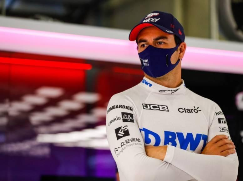 """""""Checo"""" Pérez no hace caso a rumores sobre su posible salida de Racing Point"""