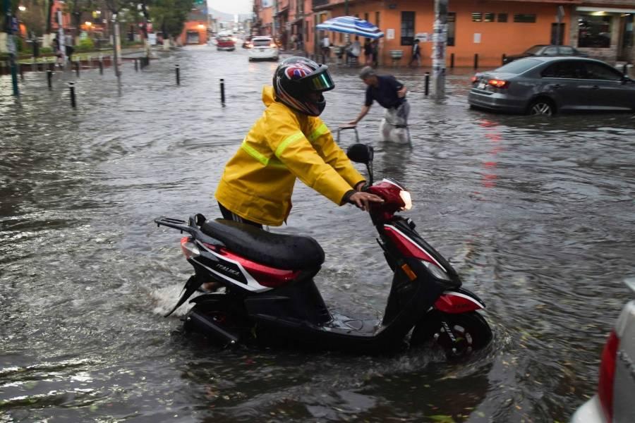 Campaña para no tirar basura en temporada de lluvias: Aguilar Solache