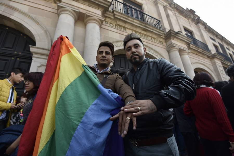 Rechazan el matrimonio igualitario en Baja California
