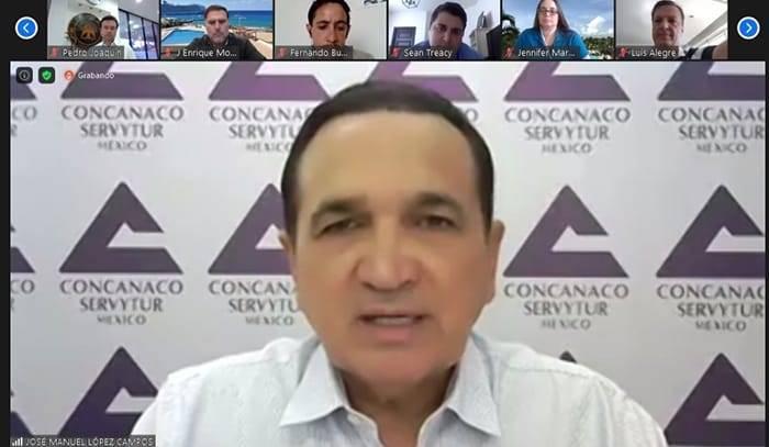 Concanaco Servytur: Cozumel se prepara para la reactivación del turismo de cruceros