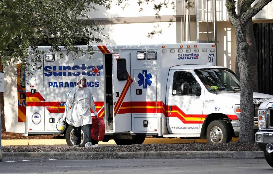 Florida reporta nuevo récord de muertos en un día por Covid-19