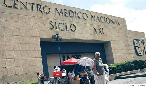 Hospital Siglo XXI con mejor tasa de supervivencia ante Covid