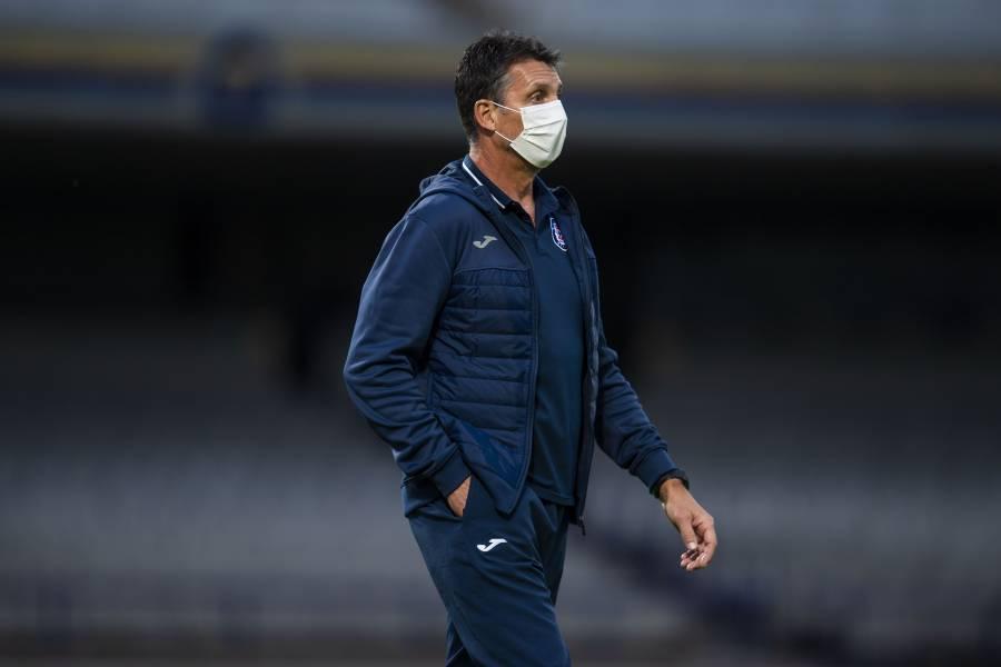 Siboldi se defiende del altercado con Guido Pizarro