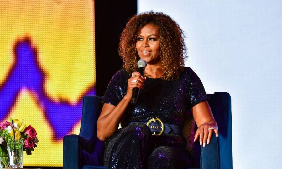 Michelle Obama estrenará un podcast en Spotify