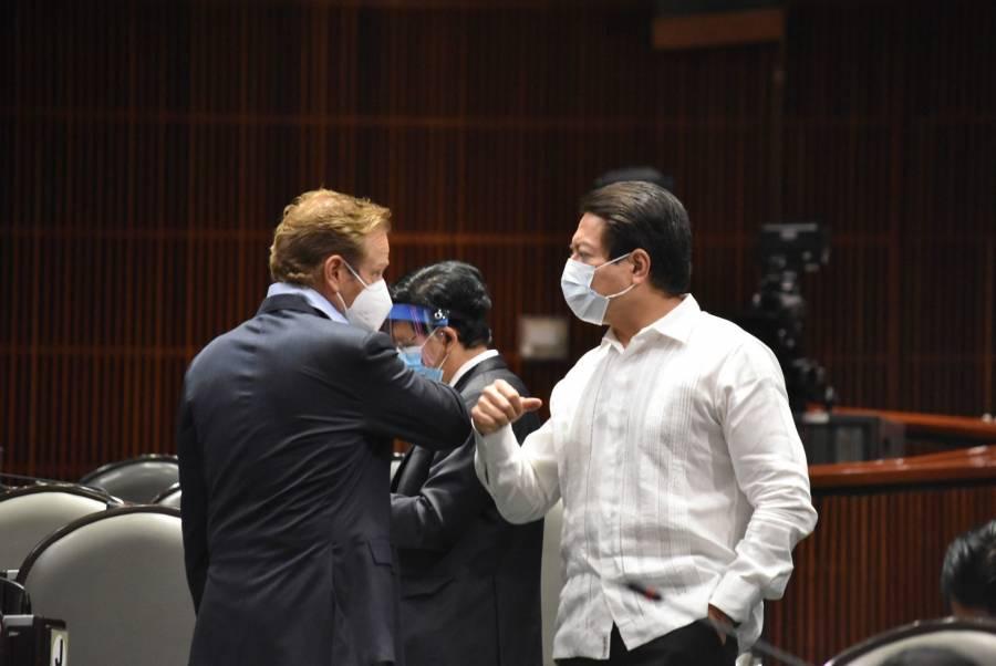 Revocan amonestación por consulta de Delgado
