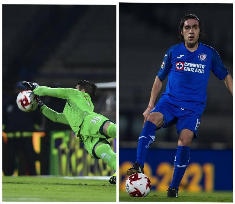 Shaggy Martínez y Gudiño llevan a Cruz Azul a la Final de la Copa por México