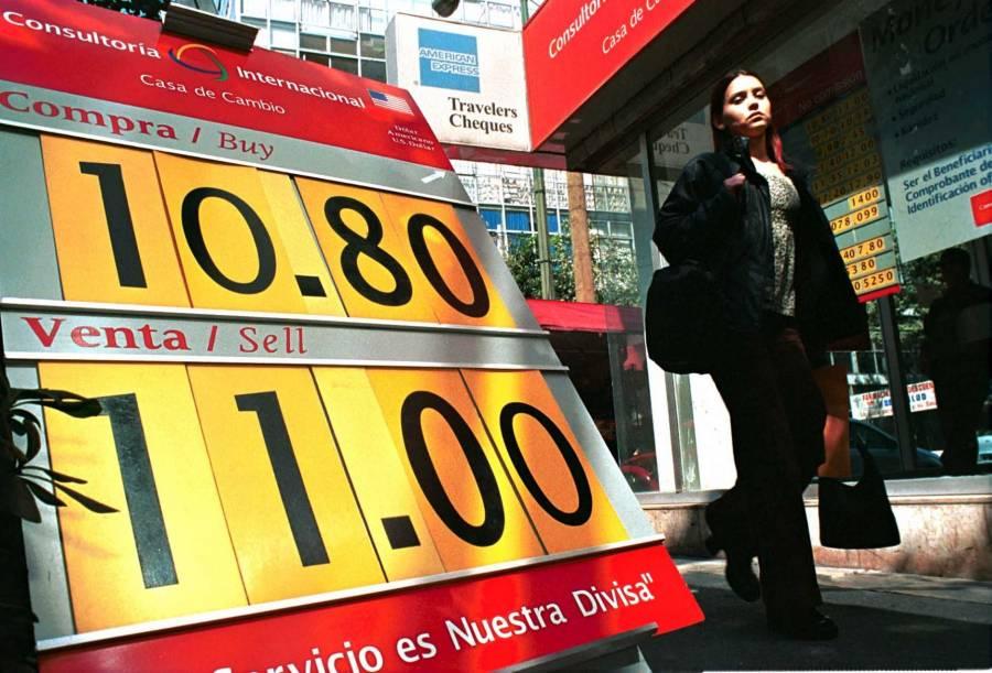 Peso mexicano opera plano atento a precio del crudo, cifras globales coronavirus