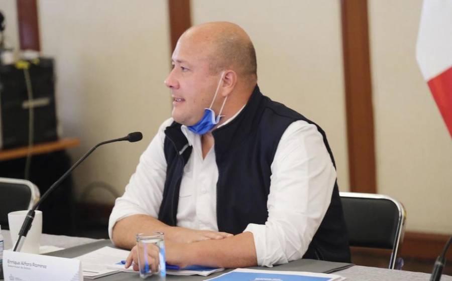 GOBERNADOR DE JALISCO SOSTIENE INTERVENCIÓN DE INFILTRADOS EN DESMANES EN JALISCO