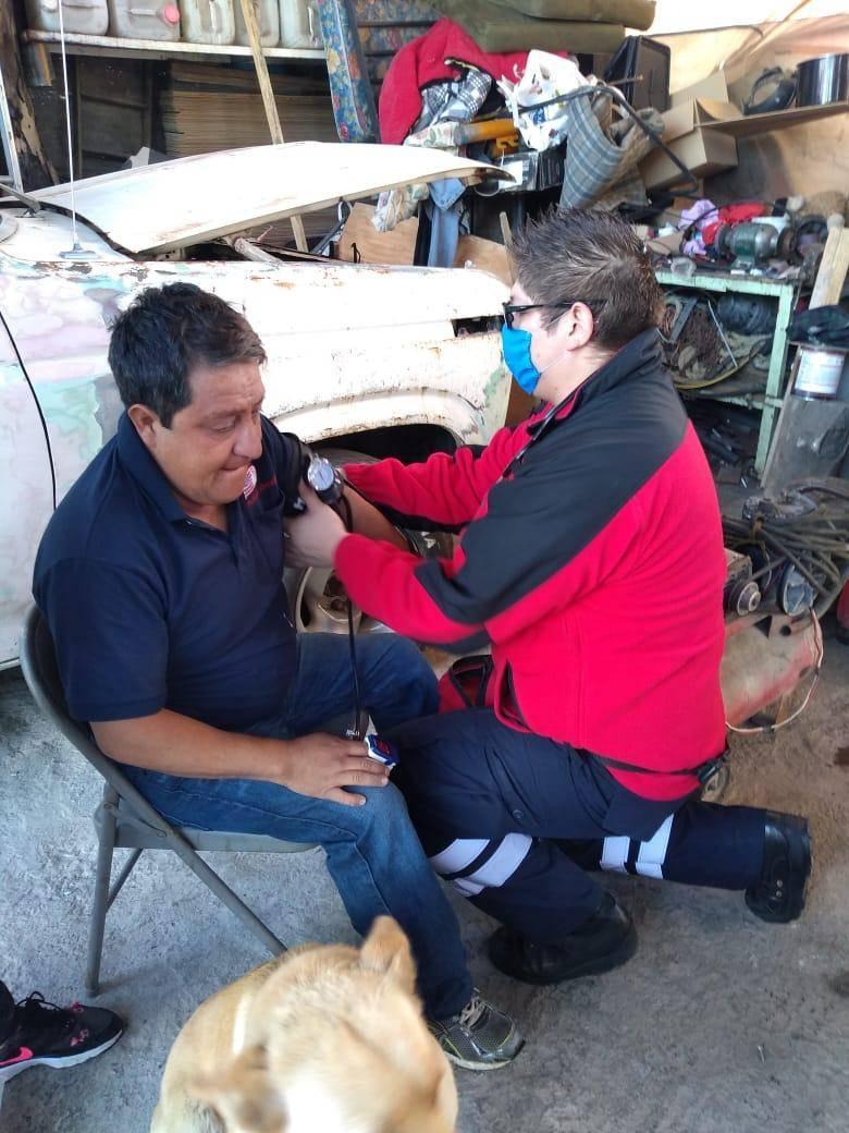 Se registra estallido en colonia Lomas de Vista Hermosa, alcaldía Cuajimalpa