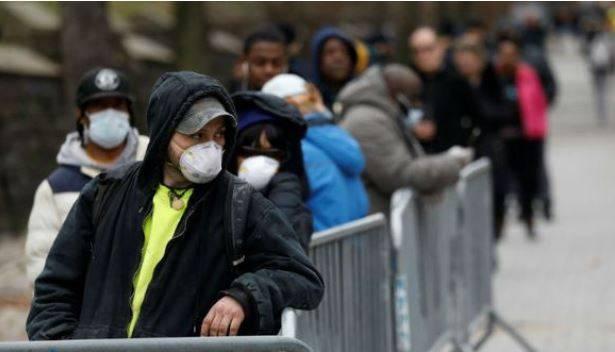 Superan los 138 mil muertos por Covid-19 en Estados Unidos