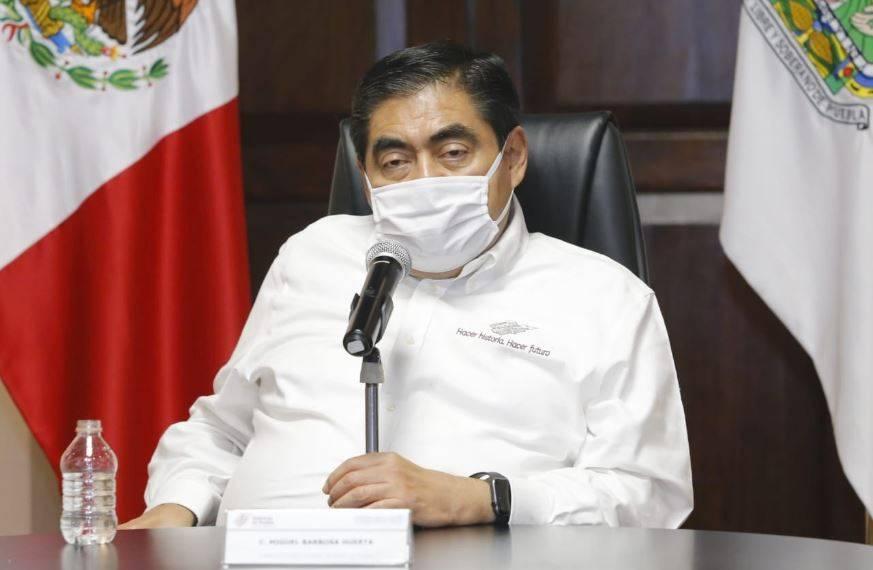 Gobierno de Puebla abierto al diálogo con empresarios verdaderos: Miguel Barbosa Huerta