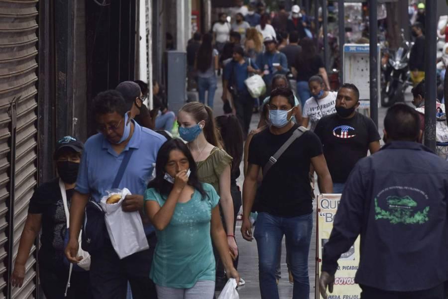 Más de 331 mil casos de Covid-19 y 38 mil 310 muertos en México