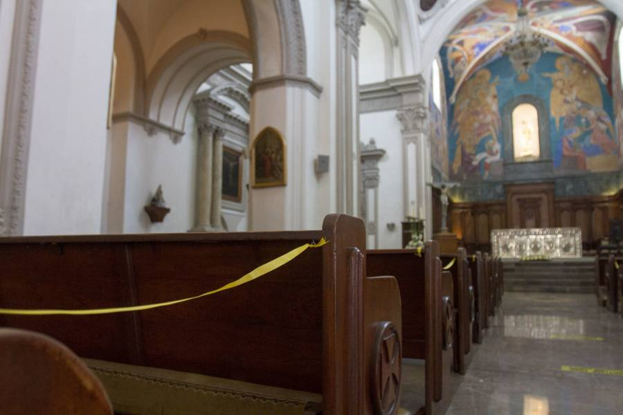 Roban a sacerdote en Iglesia de San Juan de Aragón, le quitaron 500 mil pesos