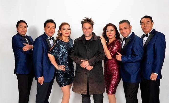 Los Ángeles Azules lanzan nueva versión
