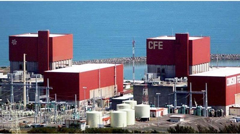 SENER renueva licencia de operación a unidad 1 de la Central Nuclear Laguna Verde