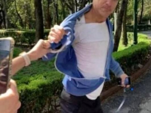 Presunto agresor de Parque Hundido niega culpabilidad y acusa homofobia