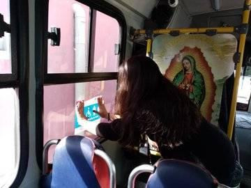 Puebla: 14 unidades de transporte aseguradas por la STM
