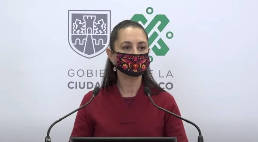 Sheinbaum donará su aguinaldo para atender pandemia