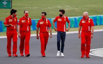 Fórmula 1 confirma dos casos de Covid-19