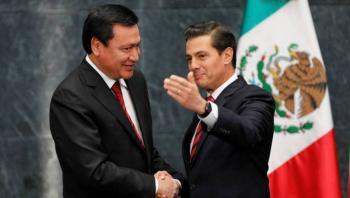 Indaga SFP 'inconsistencias' en bienes de Osorio Chong