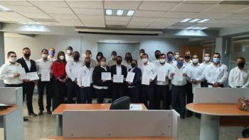 Culmina capacitación en combate al secuestro a 28 agentes de la Fiscalía de SLP