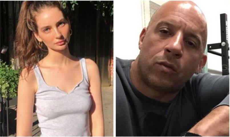 Hija de Paul Walker felicita a Vin Diesel por su cumpleaños